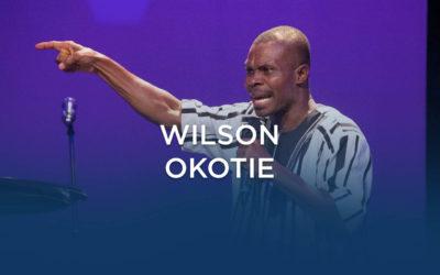 Guest Pastor Wilson Okotie