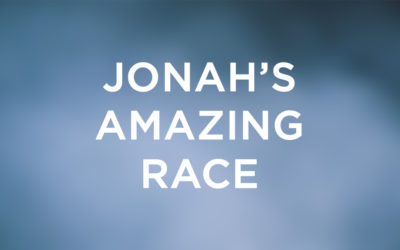 Jonah's Amazing Race