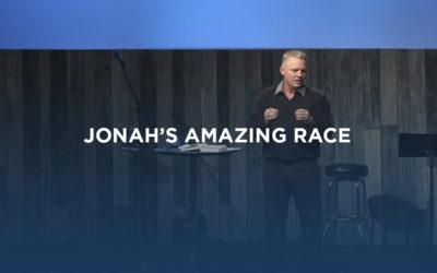 Jonah's Amazing Race