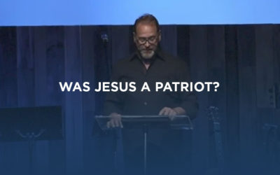Was Jesus a Patriot?