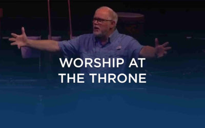 Worship at The Throne