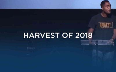 Harvest of 2018