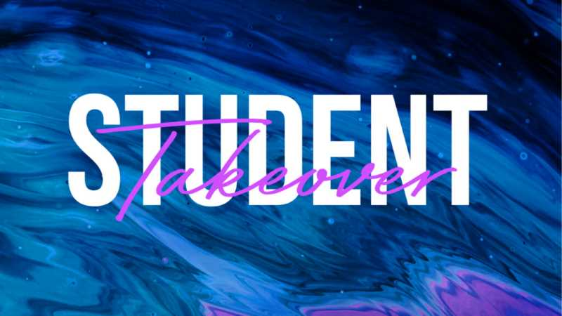 Student Takeover: 2019