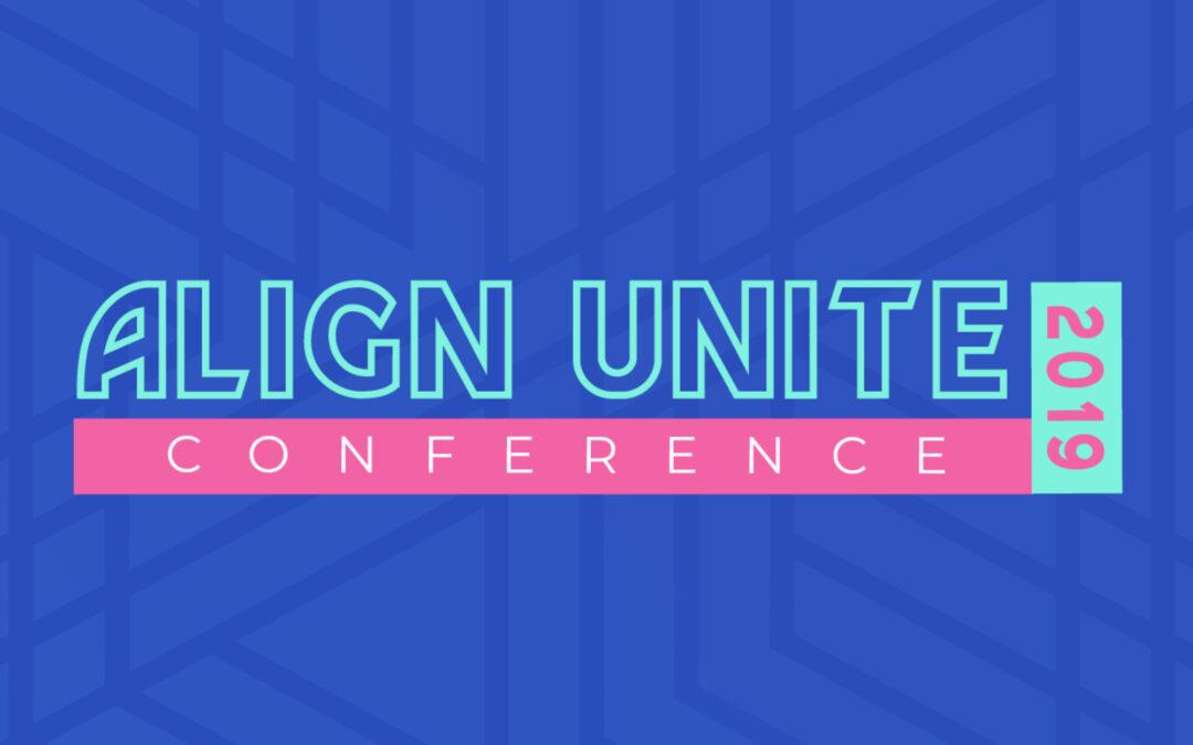 Align Unite Conference 2019